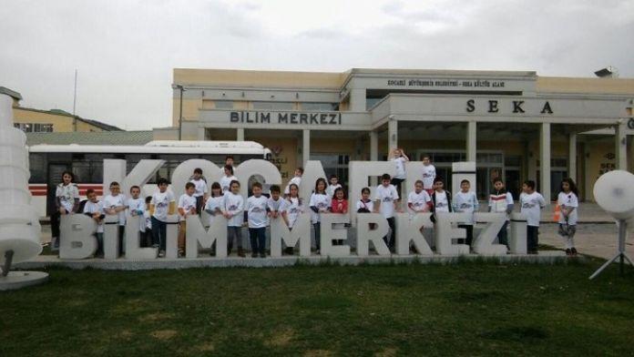 Kartepe Bilgi Evi Öğrencileri Bilim Merkezi'nde