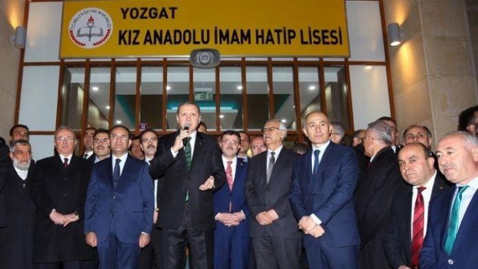 Cumhurbaşkanı Erdoğan'ın Yozgat'a Verdiği Endüstri Meslek Lisesi Sözü Rönasan Holding Tarafından Yerine Getirilecek