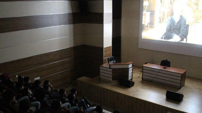 BEÜ Sinema Kulübü'nün İlk Film Gösterimi