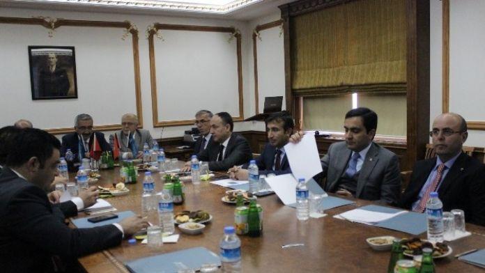 Ahiler Kalkınma Ajansı Mart Ayı Toplantısı Kırşehir'de Yapıldı