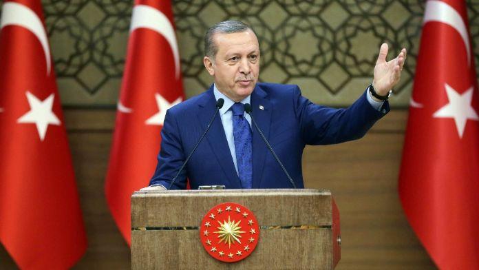 Erdoğan ABD'de külliye açacak