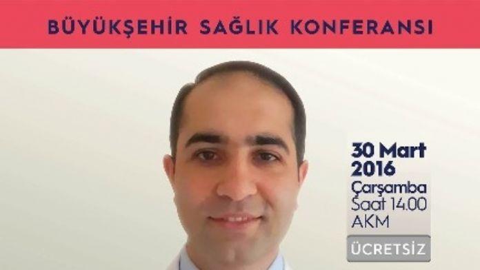 AKM'de 'Toplumda Görülen Genetik Hastalıklar' Konferansı 30 Mart'ta