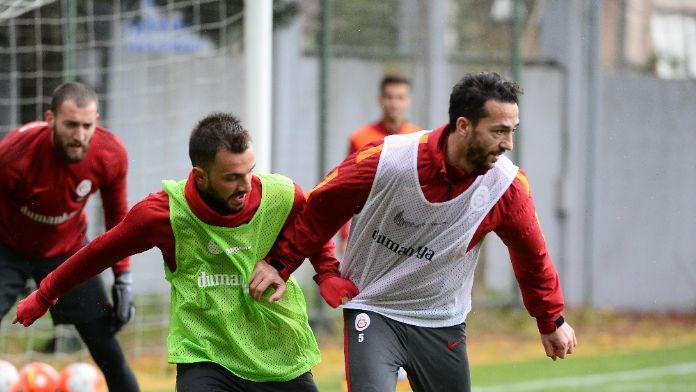 Aslan Eskişehirspor maçı hazırlıklarını sürdürdü