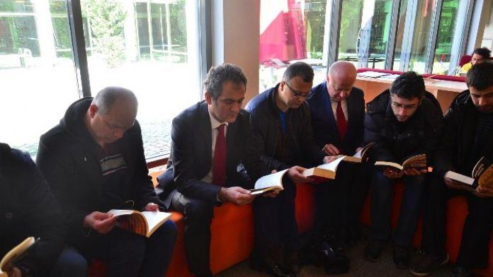 BEÜ Kütüphanecilik Haftasını Kutladı
