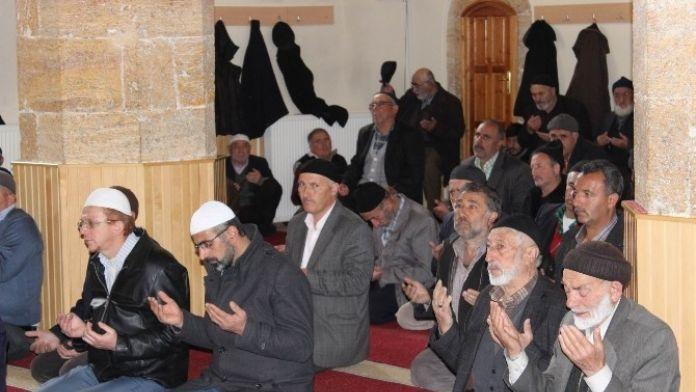 Muhsin Yazıcıoğlu İçin Yıldızeli'nde Mevlit Okutuldu
