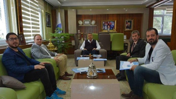 Denetim Komisyonu Raporu Başkan Çerçi'ye Sunuldu