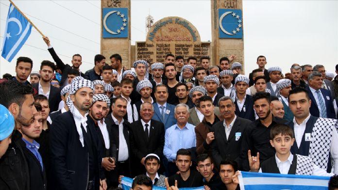 Irak'taki Türkmenler için anma etkinliği