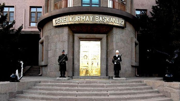 Genelkurmay'dan 'Rusya' açıklaması