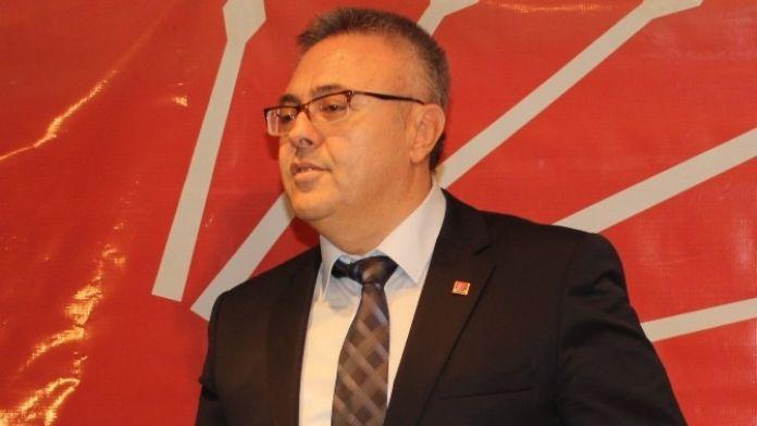 Uşak CHP'den CHP İl Başkanının Darp Edilmesine Tepki