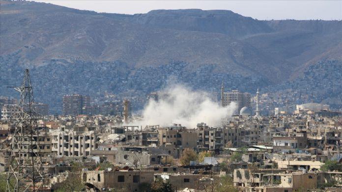Suriye'dek iç savaş