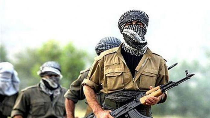 83 PKK'lı etkisiz hale getirildi