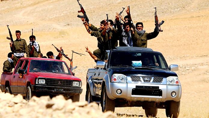PKK da musul operasyonuna katılıyor iddiası
