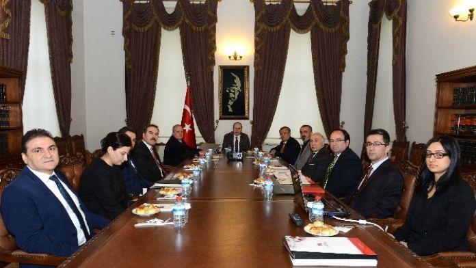 Ankara Kalkıma Ajansı Yönetim Kurulu Toplantısı