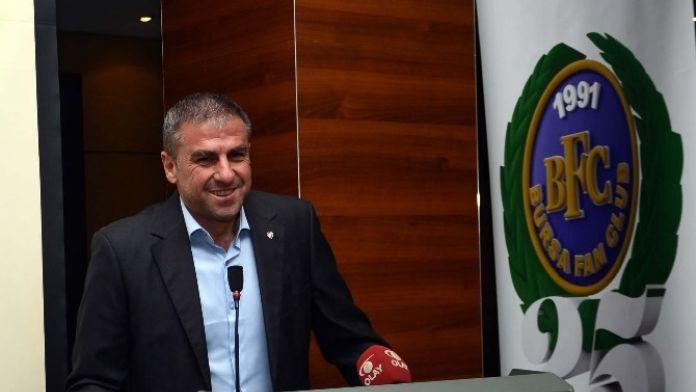 Hamzaoğlu: 'Ertuğrul Hocaya Üzülmüştüm'