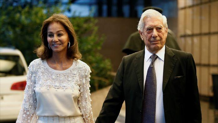 Nobel ödüllü Vargas Llosa için doğum günü kutlaması