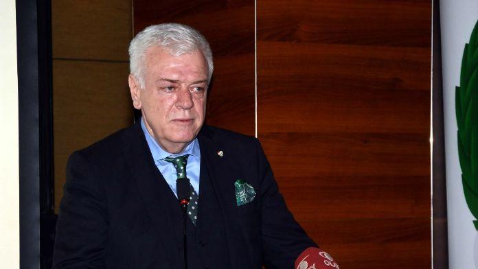 Ali Ay: 'İnşallah oyuncularımızı satarken zarar etmeyiz'