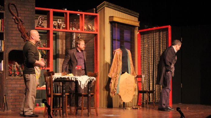 Yozgat'ta 'Alevli Günler' isimli tiyatro sahnelendi