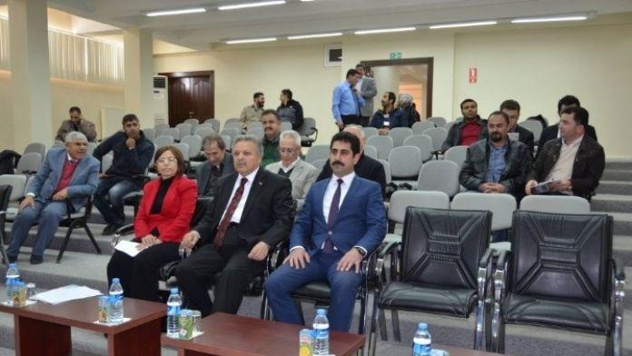 Kobigel Destek Programı Proje Çağrı Toplantısı Yapıldı