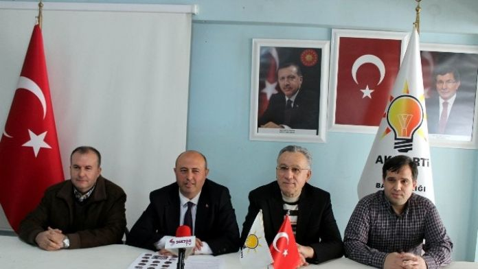 AK Partili Aksoy: '2019'U Sabırsızlıkla Bekliyoruz'