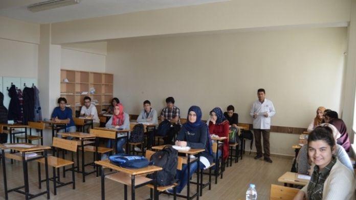Erzincan İMKB Nevzat Ayaz Fen Lisesi'nden YGS'de Büyük Başarı
