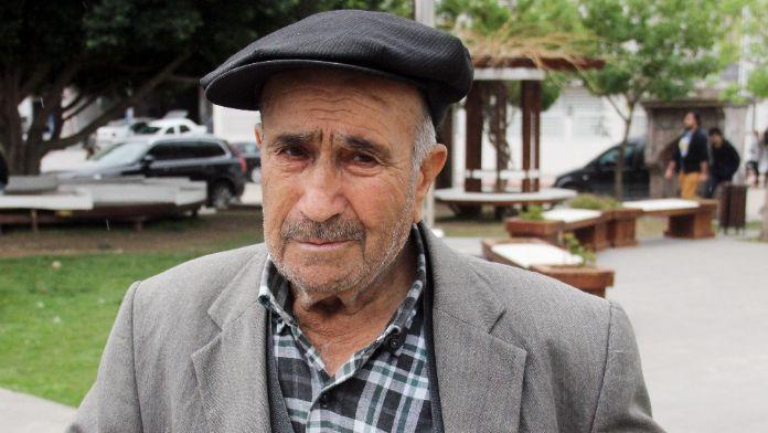 Aylığı çalınan yaşlı adam: Yemeyenin malını yerler
