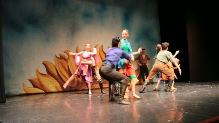 Vezirköprü'de İlk Opera Ve Bale Gösterisi