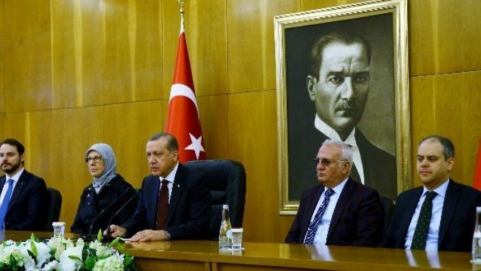 Cumhurbaşkanı Erdoğan: 'Türkiye Olarak Tahammülümüz Kalmadı'
