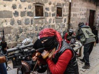 PKK'nın Keskin Nişancıları Öldürüldü