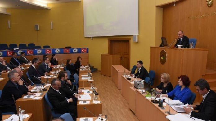 Komisyon Üyeleri Belirlenecek