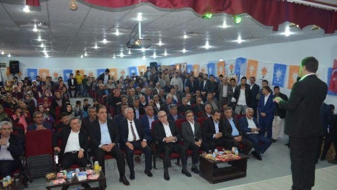 AK Parti Danışma Meclis Toplantıları Düzenlendi