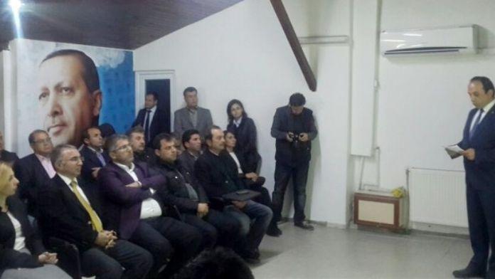 AK Parti İl Başkanı Küreci: Terörün Siyaseti Olmaz