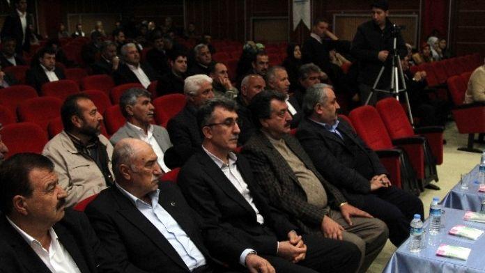 Cihanbeyli AK Parti Danışma Meclisi Toplantısı Gerçekleştirildi
