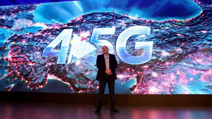 Türk Telekom'dan Türkiye'nin 81 iline 'Giga 4,5G' hamlesi