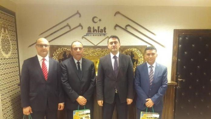 Ahlat'ta 'İş Bankası Şubesi' İçin Girişimler Başlatıldı