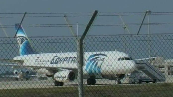 Uçağı kaçıran korsan Seif Eldin Mustafa imiş!