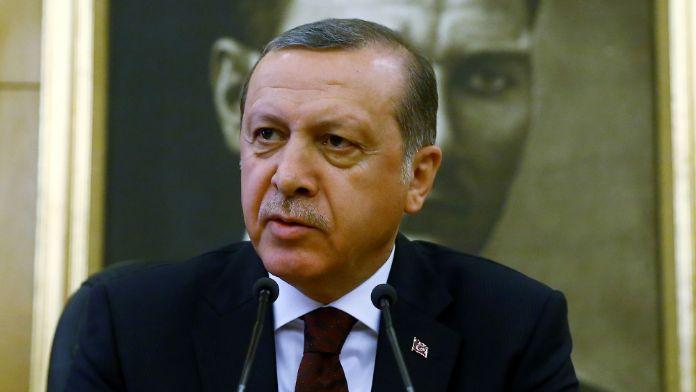 Erdoğan ABD'de En Büyük Camiiyi Açıyor!