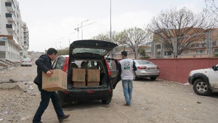 İHH'den Terör Mağdurlarına Yardım
