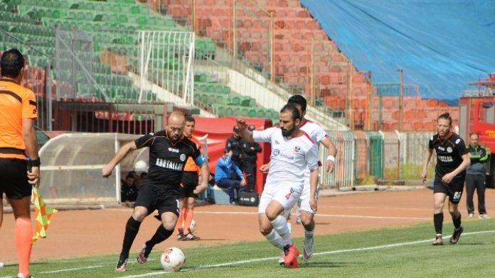 Diyarbekirspor, Sakarya Maçı Hazırlıklarına Başladı