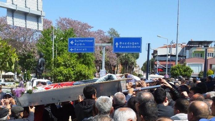 CHP'li Başkan Son Yolculuğuna Uğurlandı