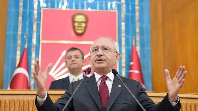 Kılıçdaroğlu: 'Sıradan Bir Dava Olmadığı İçindir Ki Büyükelçiler Ve Konsoloslar Bu Davayı İzlemeye Gidiyorlar'