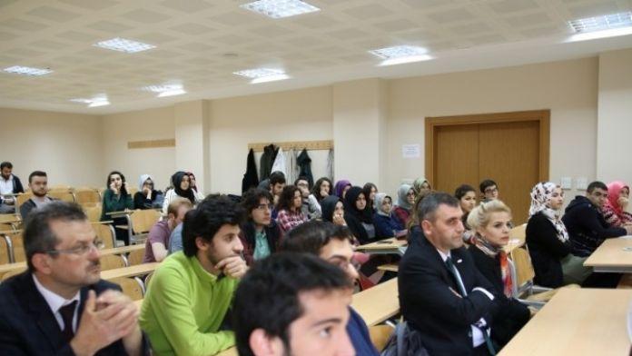 Sakarya Üniversitesi'nde 'Sağlıkta İnovasyon' Brifingi Düzenlendi