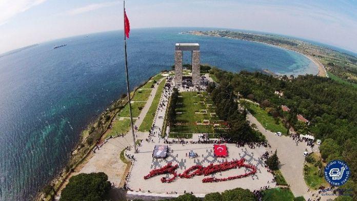 Şehitler Abidesine Atatürk İmzası
