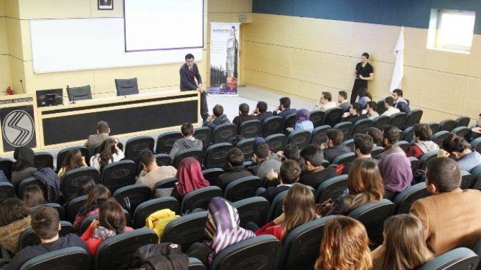 Genç Girişimcilerden 'Girişimci Kafası' Etkinliği