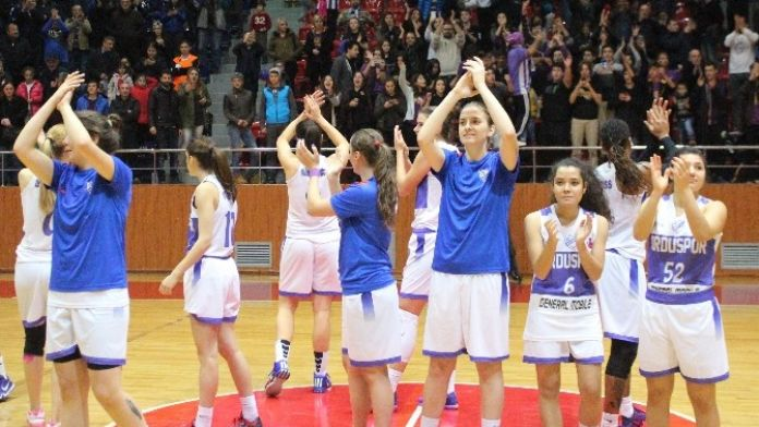 Yamakoğlu: 'Mücadelemiz Genç Oyuncularla Devam Ediyor'