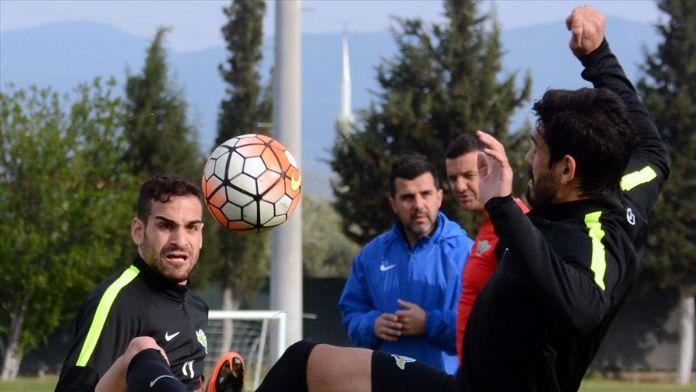 Akhisar Belediyespor'da Antalyaspor maçı hazırlıkları