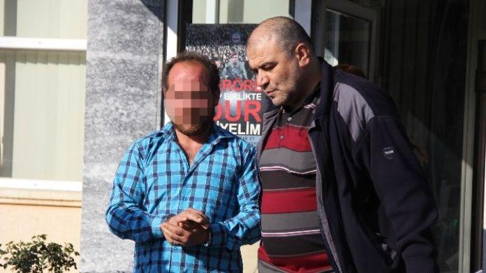 Hakkında 7 Yıl Ceza Bulunan Şahıs Adliyede Yakalandı