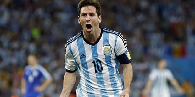 Messi, Arjantin formasıyla 50. golüne imza attı