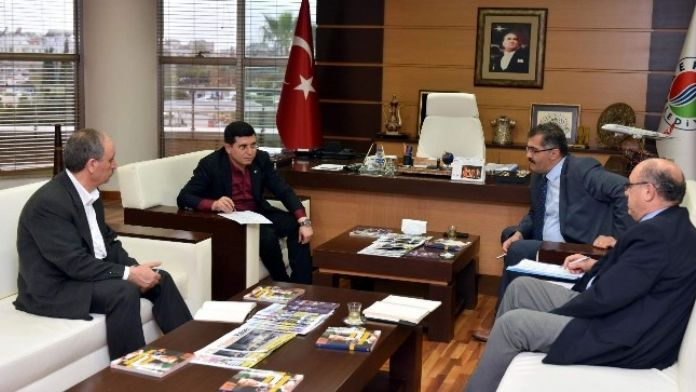 Kepez'de 3 Okulun İnşaatı Başladı, Sırada 8 Okul Var