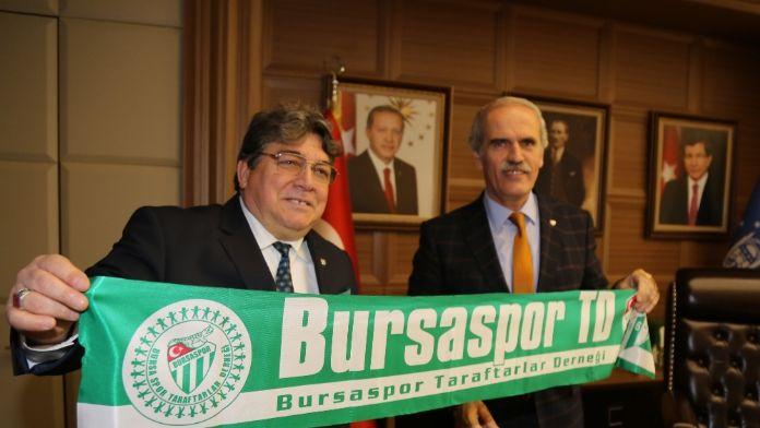 'En büyük hedefimiz Bursasporluluk bilincinin oluşturulmasıdır'