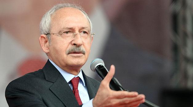 Kılıçdaroğlu;Ülkedeki yönetim rezalet..